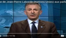 Message de Jean-Pierre Laborde (Nations Unies) aux parlementaires